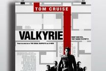 Valkyrie / The American-German world war II thriller which based on the Staufenberg assassination in 1944 was a huge production in which Thomas Kretschmann as Major Otto Ernst Remer appears on the side of his friend Tom Cruise as Colonel Claus von Staufenberg.  Director: Bryan Singer  www.thomaskretschmann.com