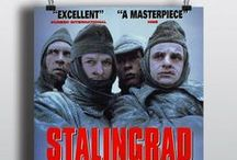 Stalingrad / Stalingrad is a war drama film directed by Joseph Vilsmaier which was produced in 1993. The movie follows a platoon of World War II German Army soldiers transferred to Russia, where they ultimately find themselves participants in the Battle of Stalingrad.   Director: Joseph Vilsmaier   www.thomaskretschmann.com