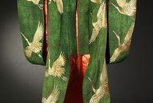 Ponchos e Kimonos