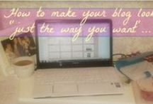 Blogging / A board with TONS of blogging tips for you! :)