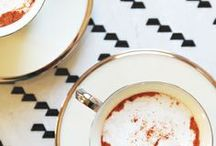 hot cocoa / all things beautiful for hot chocolate + bars...