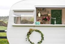 glamping / all things beautiful for camping in style...
