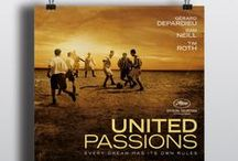 United Passions / United Passions is a movie about the history of world football's governing body stars Tim Roth and Sam Neill and had its premiere at the film festival de Cannes 2014.  The film, titled United Passions, features Jurassic Park star Sam Neill and Gerard Depardieu, Thomas Kretschmann, with Pulp Fiction's Tim Roth playing the role of the oft-criticised current president of the organisation Sepp Blatter. Director: Frédéric Auburtin www.thomaskretschmann.com