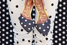 Polka Dotty / Crazy for polka dots