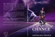 A Fighting Chance - Running Into Love Book 4 / A Fighting Chance - Running into Love Book 4 / by Annalisa Nicole