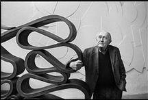 Stanislav Kolíbal / Stanislav Kolíbal is a Czech artist and sculptor. His work is counted among the fundamentals of modern Czech art.