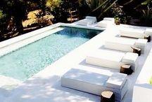 poolside / all things beautiful, poolside...