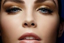 makeup & hairstyles / Impressive makeup skills and lovely hair do's