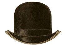 hats fashion and dress / abbigliamento