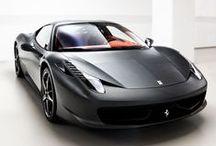 DESIGN | Fast Cars