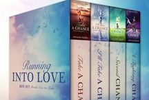 Running Into Love Box Set Books One to Four / by Annalisa Nicole