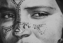 Tuareg and berber people