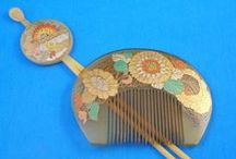hairpins and combs