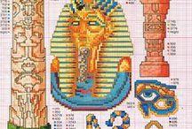 Point de Croix Egypte