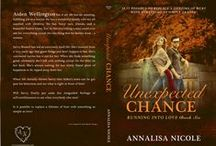 Unexpected Chance - Running Into Love Book Six / by Annalisa Nicole