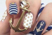 nails# / νύχια