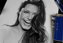 Staedtler ceruzás grafit rajzok
