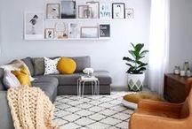 Scandi & Bohemian Inspired Home - Interior Design / Scandi Style Inspired/ Scandinavian Style/ Bohemian meets Scandi
