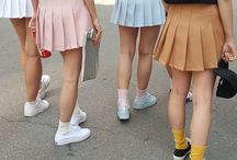 Skirts / Specifically pretty ones