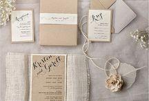 Invites / Card invitations