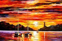 Art❤️ / Love the way of art...