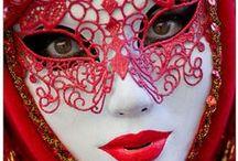 Carnaval Venise - Masques