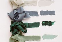 palettes / all things beautiful for wedding + event color palettes...