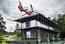 DREAMHOUSES –DRÖMHUS / The most spectacular homes and interiors we've ever seen!