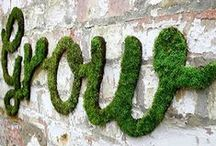 DIY Outdoor Decor & Inspiration / A carefully selected collection of inspiring decor and furniture for the garden.
