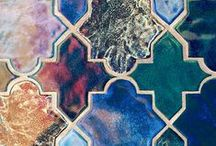 Mosaic / Inspirational ideas and tutorials for the most beautiful mosaics on the web
