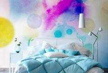 Interior Design Inspiration / Attractive spaces and unique accessories for the home
