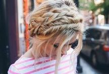 Hair Styles / Gorgeous hair style ideas and tutorials.