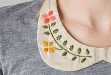 Embroidery & Cross Stitch / A curated collection of only the prettiest and most impressive embroidery!