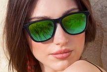 Hokana in the desert / Sesión de fotos de la Colección Yana de Hokana Sunglasses