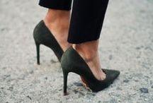 At my feet