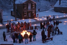 Cooperstown Christmas / Join us for our antique tin ornament-making package.