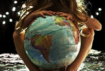 This  World / When the power of love overcomes the love of power the world will know peace.