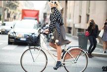 Fashion on Bikes / Fashion on Bikes