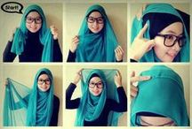 How to Hijab / this board is where perfect hijab styling pins come to live.