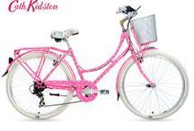 Our Retro Bikes