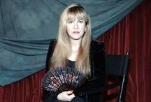 Stevie Nicks / No woman more beautiful...love her inside and out.   / by Lori