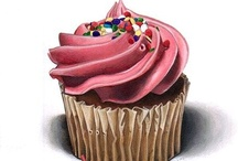 Cupcake Art & some other Desserts too / by Paula Parker