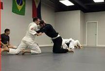 ADMA Edmonton West - La Perle / Arashi Do martial Arts in West Edmonoton; Sensei Lane Binetruy and Sensei Rem Binetruy, Owners and Head Instructors