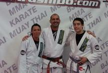 ADMA Red Deer / Arashi Do Martial Arts in Red Deer, AB. Owner/Head Instructor, Gary Vig. Kru/Head Instructor Stephanie Essensa