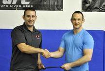 ADMA Sylvan Lake / Arashi Do Martial Arts in Sylvan LAke, AB. Owner/Head Instructor, Ken Sumner