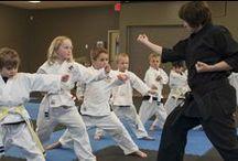 ADMA Calgary Rutland Park / Arashi Do Martial Arts in  Southwest Calgary, Rutland Park. Owner/head Instructor, Lynn Jennyc