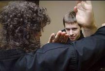 ADMA South Calgary, Acadia / Arashi Do Martial Arts, South Calgary, in Acadia. Owner/Head Instructor, Lynn Jennyc