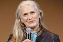 Jane Campion / Jane Campion is a New Zealand director who is based in Australia. She gets her own board because she says so many interesting things about directors who are women. / by Marian Evans