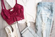 Clothes / I'm not a fashionista or anything, I just think these clothes are cute