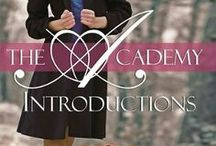 The Academy series - Books / by The Academy Series